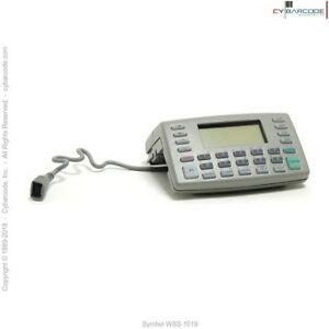 Symbol Wss 1019 Wearable Scanning System wss1019