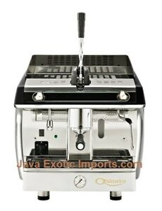 Astoria Al1 Gloria Commercial Espresso Machine Manual Lever Piston Gas Electric