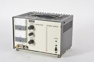 Kikusui Pab 18 5 5 Regulated Dc Power Supply Grade C