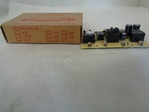 New Overhead Door 108825 0001 Circuit Board 108812 Garage Door Opener