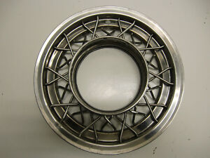 1950 S Oldsmobile Buick Cadillac Chevy Oldsmobile Wire Wheel Cover Hubcaps Cover