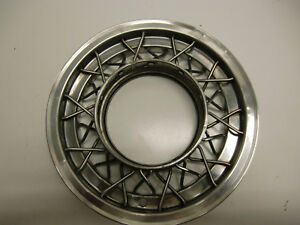 1950 S Oldsmobile Buick Cadillac Chevy Oldsmobile Wire Wheel Cover Hubcap Cover
