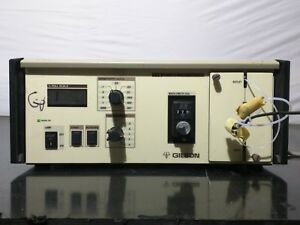 Gilson Model 115 Uv Detector working