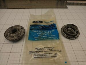 Ford Oem Nos F02z 8125 A Radiator Mount Grommet Insulator Some Probe Qty 2