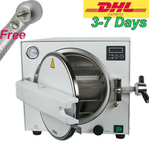 Dental Lab Autoclave Medical Steam Sterilizer Sterilizer Unit Stainless Steel