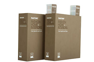 Pantone Fashion Home Interiors Colour Specifier Guide Set Latest Version
