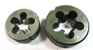 2x Die M18 Iso Ss By Pws M22 Ss By Wmw A2001