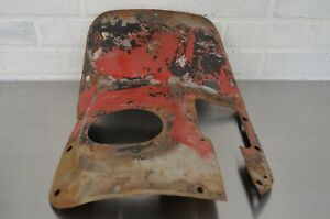 Jeepster Commando Original Manual Transmission Tunnel Cover Jeep 1967 71