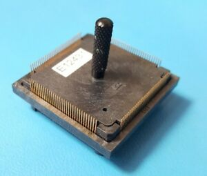 Plcc Adapter 120 Dip Ic Socket Prototype E12431