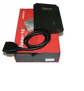 Launch X431 Super 16 Diagnostic Connector For X431 Diagun Iii Tool Master Iv