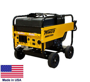 Portable Generator 18 000 Watt 120 240v 30 Hp Electric Start