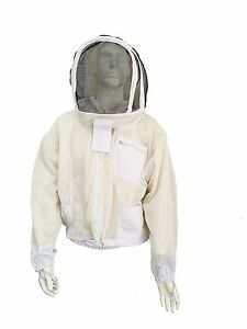 Vented Bee Jacket large