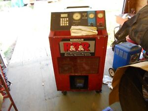 Robbin Air Ac Recovery Recycle Unit