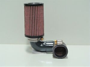 New Ford Model A B Air Cleaner K n Style Filter Vintage Tillotson Zenith Carb