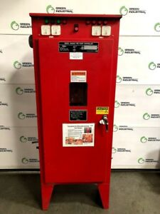 Used Diesel Fire Pump Engine Controller System For Sale By Metron Model Fd2 js