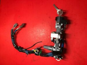 1997 2001 Honda Crv Ignition Lock Cylinder Switch Assembly W 2 Keys Used Oem