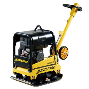 Masterpac Pcr5030h Hydraulic Reversible Compactor