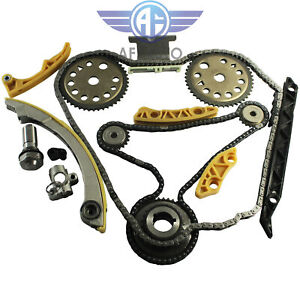 W Balance Shaft L61 Timing Chain Kit For 00 11 Gm 2 0l 2 4l 2 2l Ecotec Engine
