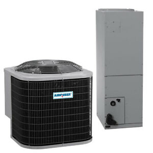 2 5 Ton 14 Seer Airquest By Carrier Heat Pump Ac System