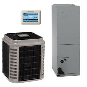 2 Ton 17 5 Seer Airquest By Carrier Heat Pump Ac System