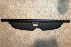 2013 Jeep Grand Cherokee Cargo Cover Oem Trunk Shade Pull Mint