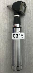 Welch Allyn 3 5v Standard Otoscope 25020 25020a 3 5v Rechargeable Handle 0315
