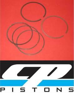Cp Rs1658 3927 0 Piston Rings For 99 75mm Pistons For Subaru Ej25