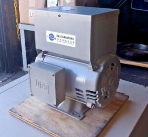 Kay Industries Rotary Phase Converter Cat Ma 0 3 Hp Reconditioned