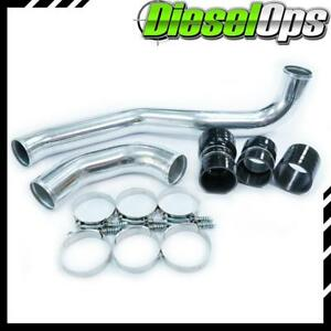 Diesel Ops Hot Side Intercooler Pipe W boot Kit For Ford Powerstroke 6 4l 08 10