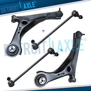 Lower Control Arm Sway Bar Link For 08 16 Chrysler Town Country Grand Caravan