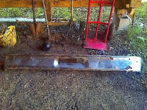 1963 Ford Fairlane Front Bumper All Steel great Shape