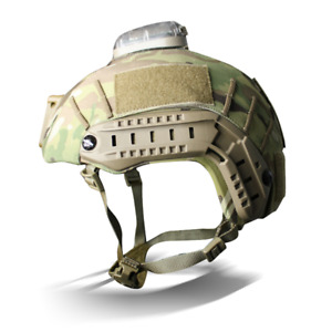 NEW TYR Tactical Fast Ballistic XP Helmet multicam Cover cag anvis wilcox crye