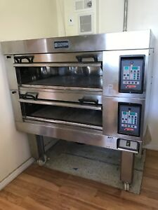 Doyon Equipment 2t 2 Double Deck Artisan Stone Electric Pizza Oven Best Offer