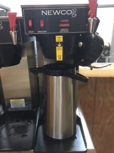 Newco Ace ts Telescoping coffee Brewer Used