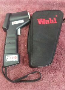 Mint Wahl Heat Spy Digital Infrared Thermometer Dhs 100xel