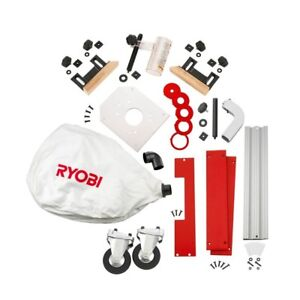 Ryobi Table Saw Accessory Kit Precision Wood Cutting Attachments 8 piece