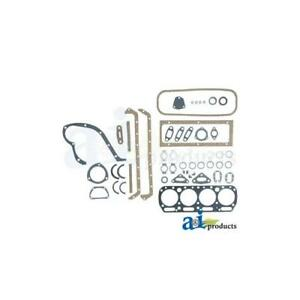 70255320 Engine Overhaul Gasket Set For Allis Chalmers Tractor Wd Wd45 D17 170