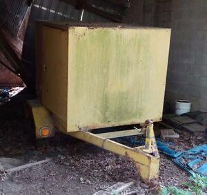 Utility Tool Trailer