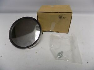 New Oem 1980 1992 Ford L Series Convex Mirror Assembly