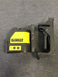 Dewalt Dw088 Self leveling Cross Line Laser used Free Shipping