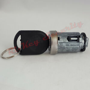 Ignition Switch Cylinder Replacement Ford Lincoln Mercury With Transponder Key