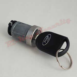 New Oem Ignition Switch Cylinder For Ford Lincoln Mercury With Transponder Key