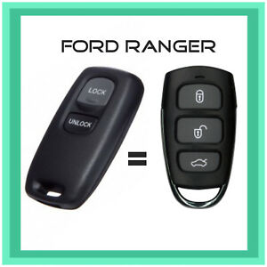 Ford Ranger Pj Keyless Entry Remote