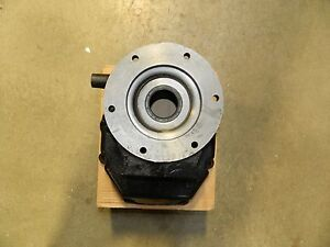 Dodge 4wd Nv4500 Cast Iron Rear Transfer Case Adapter Includes Seal Diesel 5 9