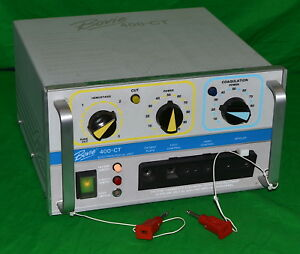 Bovie 400 ct Electrosurgical Unit used Power on Tested