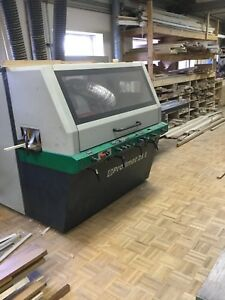 Weinig Profimat 23e X 5 Head Moulder Knife Grinder Moulder Heads And More