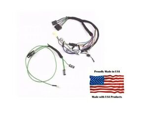 Wiring Harness John Deere 2520 3020 4000 4020 Diesel Powershift