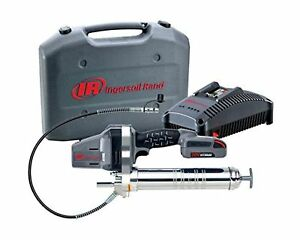 Ingersoll Rand Lub5130 k12 Grease Gun Kit Kit With Charger case