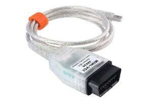 Mini Vci Car Obd Diagnostic Scanner Obd2 Usb Interface Scan Tool For Toyota Tis