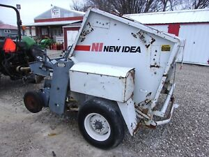 New Idea 484 Round Baler Electie 4x5 Size Bale free 1000 Mile Shipping From Ky